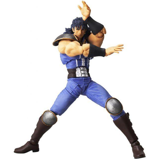 Legacy Of Revoltech Hokuto No Ken: Rei