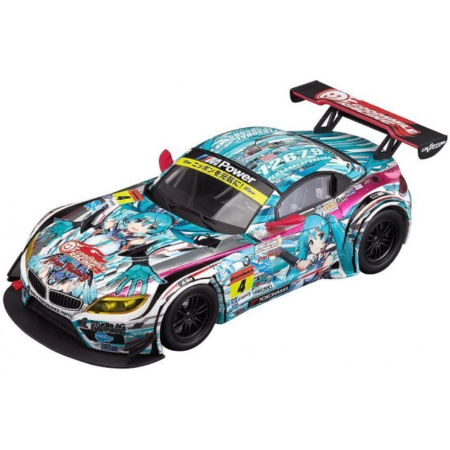 Racing Miku: GSR Miku Hatsune BMW 2013 Final Race Ver.
