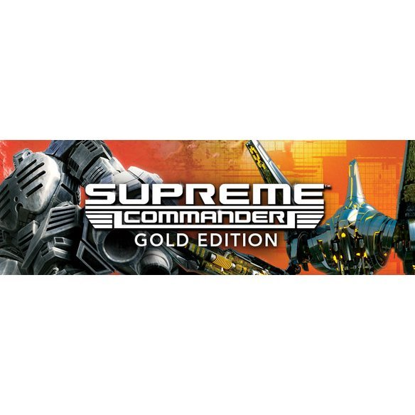 Supreme Commander: Gold Edition (Steam)