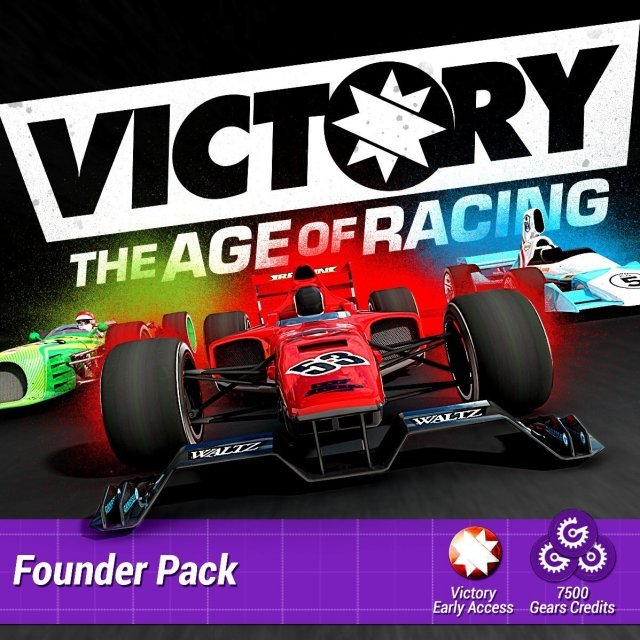 Victory: The Age of Racing Founder Pack (Steam)