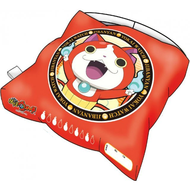 Youkai Watch Cushion Red