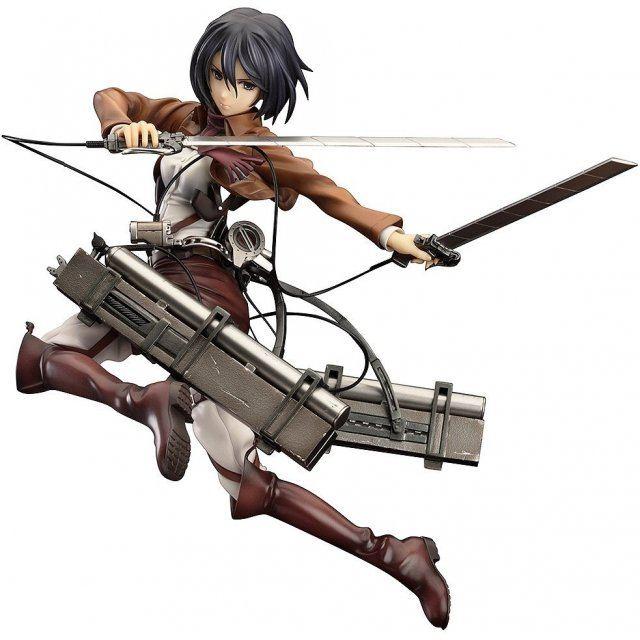 Attack on Titan: Mikasa Ackerman