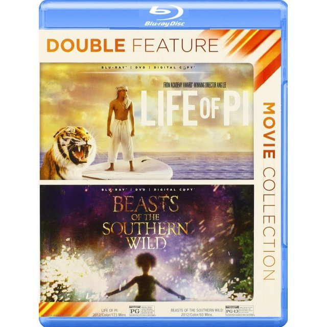 Beasts of the Southern Wild / Life of Pi