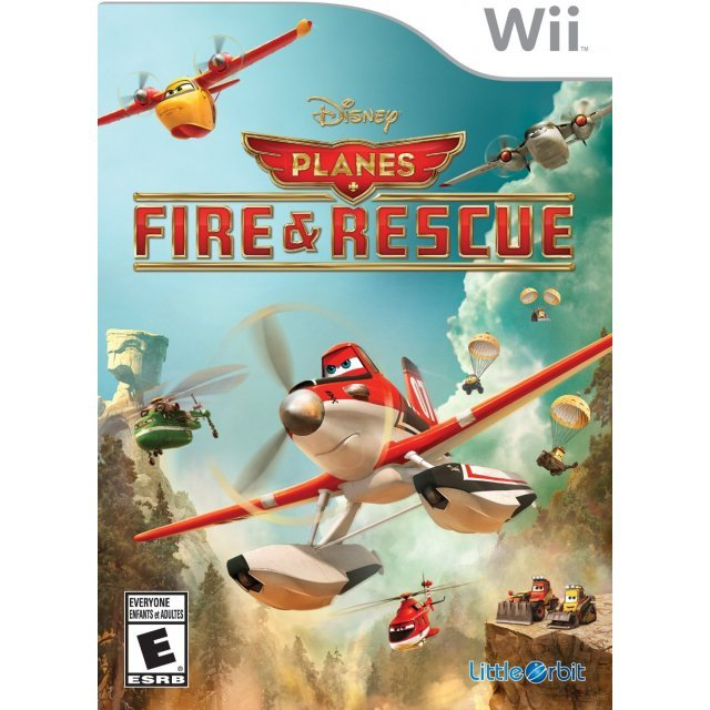 Disney Planes: Fire & Rescue