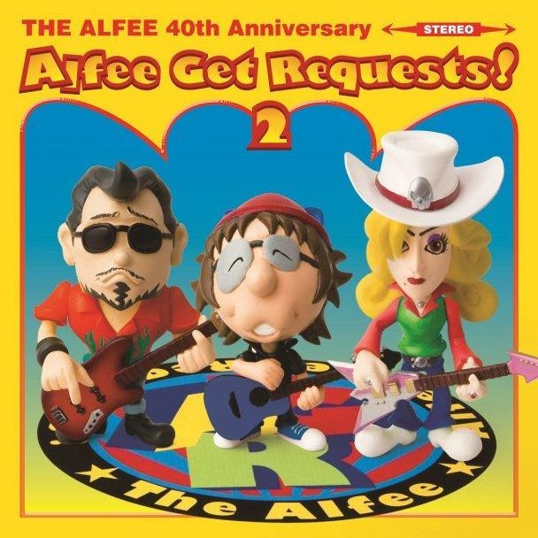 Alfee Get Requests 2 [Limited Edition Type B]