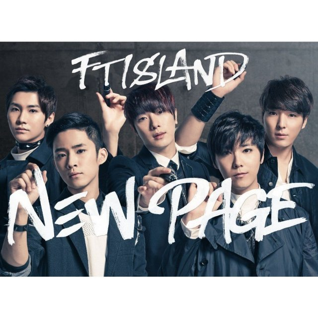 New Page [CD+DVD Limited Edition Type A]