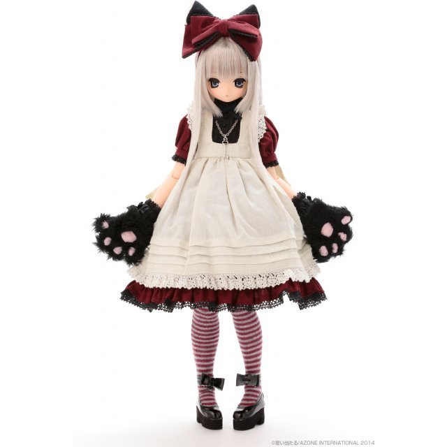 EX Cute 10th Best Selection Classic Alice Cheshire cat / Aika (Poyo Mouth ver.)