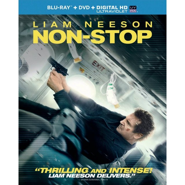 Non-Stop [Blu-ray+DVD+DigitalHD+UltraViolet]