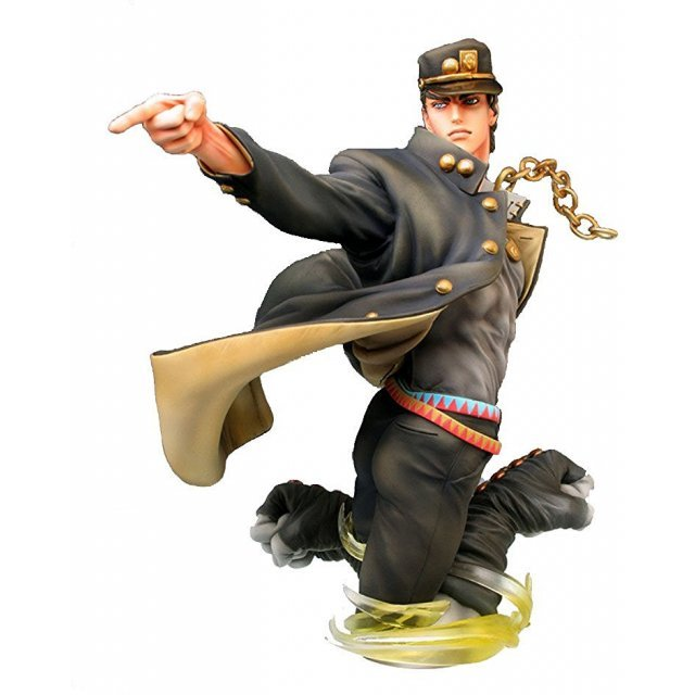 Super Figure Art Collection JoJo's Bizarre Adventure: Kuujyou Jyoutarou Black Ver. (Hirohiko Araki Specify Color) (Re-run)