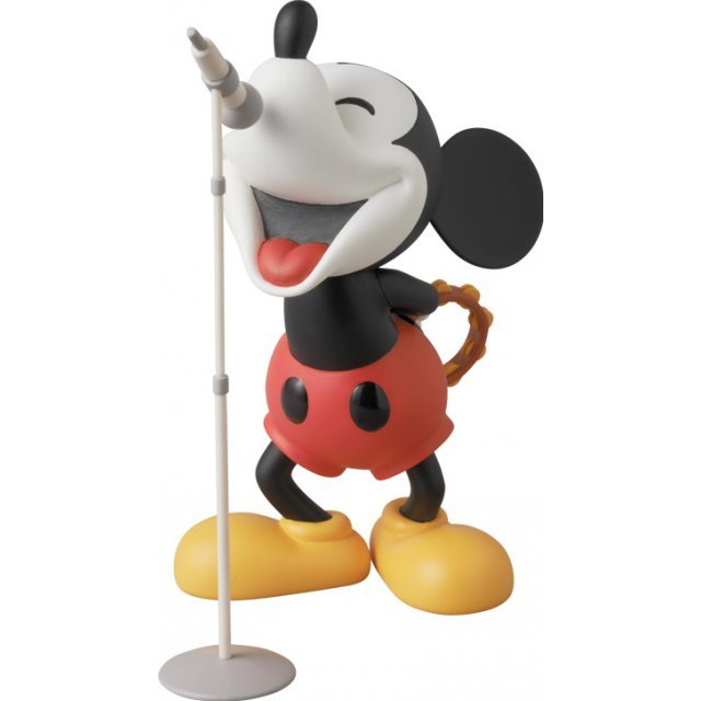 Vinyl Collectible Dolls: Mickey Mouse Singing Ver.