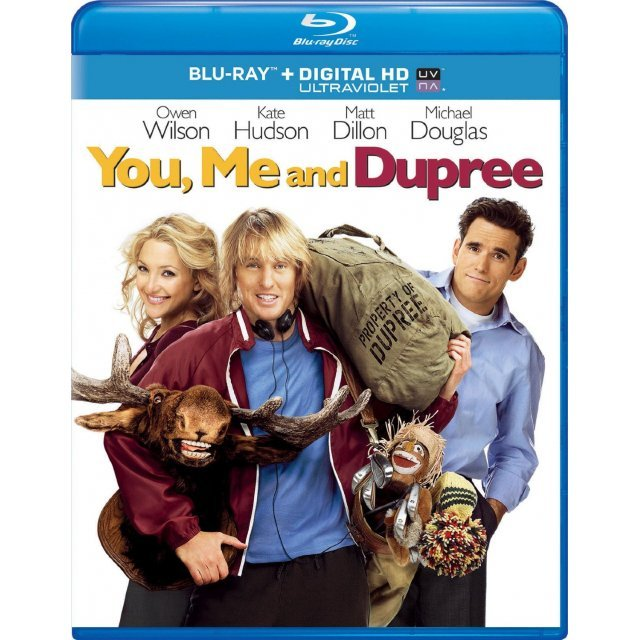 You, Me and Dupree [Blu-ray+UltraViolet]
