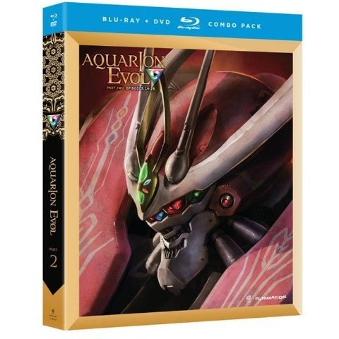 Aquarion Evol: Part 2 [Blu-ray+DVD]