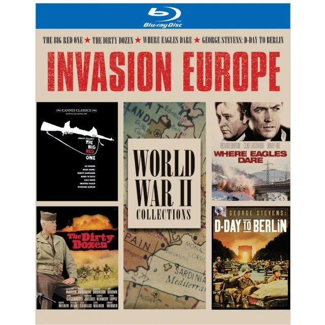 Invasion Europe: 70th Anniversary War Collection