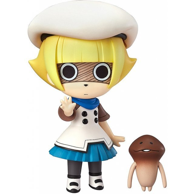 Nendoroid No. 420 Touch Detective: Mackenzie & Funghi