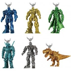 TakaraTomy Transformer Lost Age Figure Key Chain