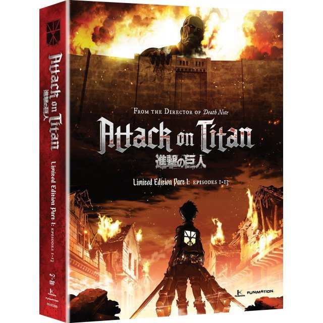 Attack on Titan - Part 1 (Limited Edition)