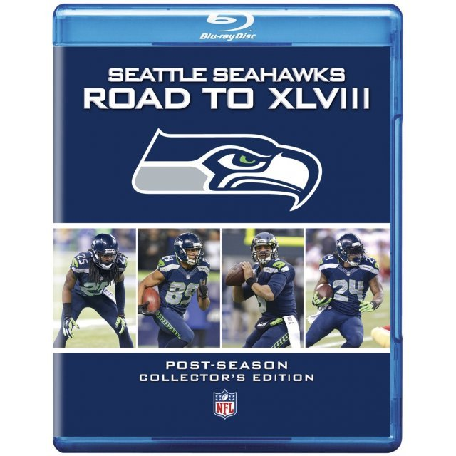 Seattle Seahawks: Road to Super Bowl XLVIII [Post-Season Collector's Edition]