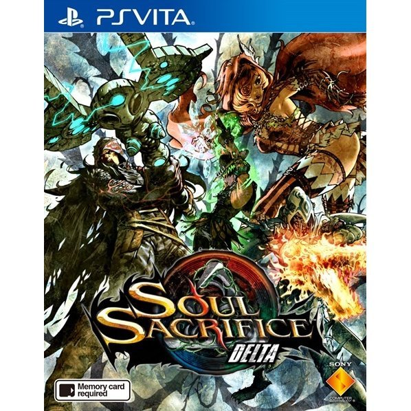 Soul Sacrifice Delta (English)