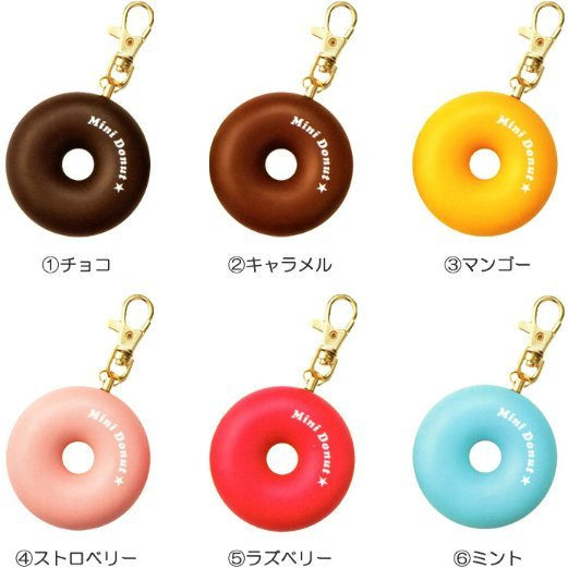 Mini Donut Security Alarm (Shipped randomly)