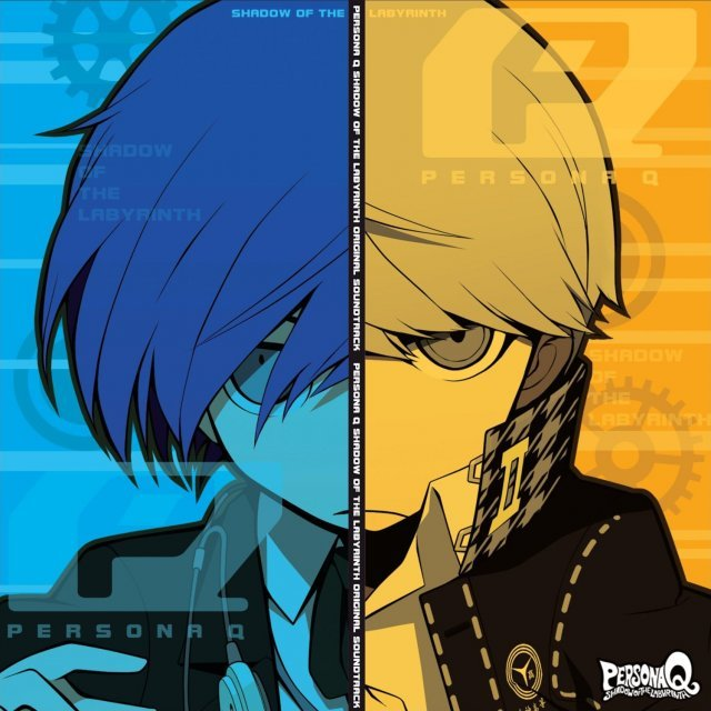 Persona Q Shadow Of The Labyrinth Original Soundtrack