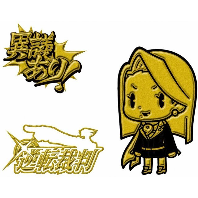 Ace Attorney Makie Sticker: Chihiro