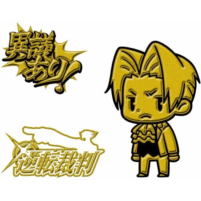 Ace Attorney Makie Sticker: Mitsurugi