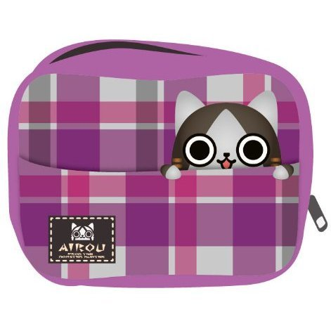 Airou Mini Pouch Check: Melaleu