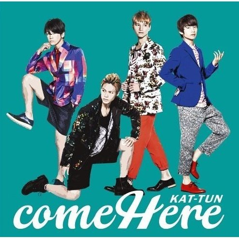 Come Here [CD+DVD Limited Edition]