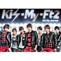 Kis My Journey [CD+DVD Limited Edition Type B]