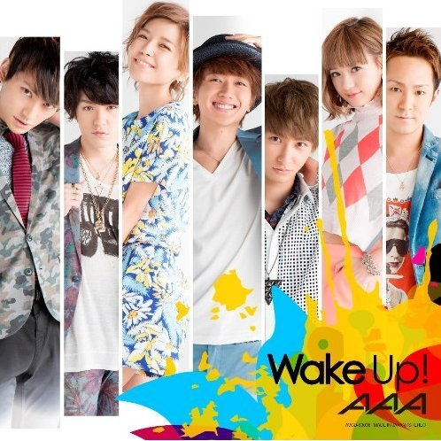 Wake Up [Type D AAA Ver.]