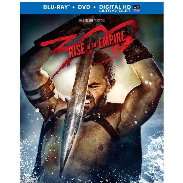 300: Rise of an Empire [Blu-ray+DVD+Digital HD+UltraViolet]
