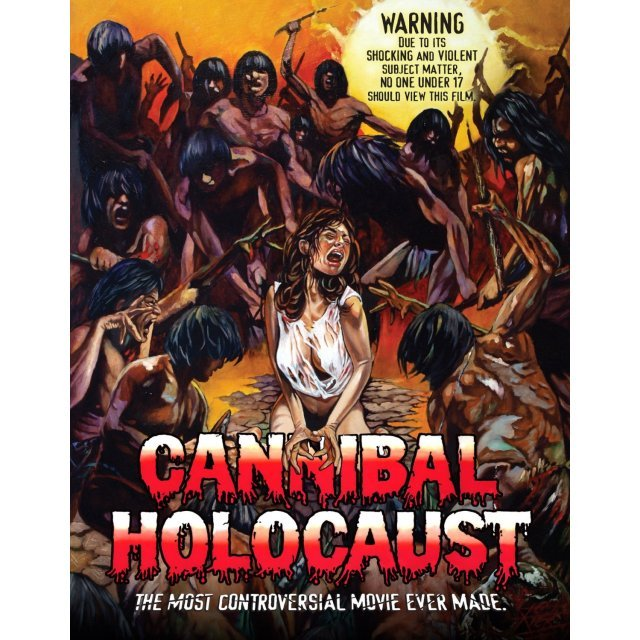 Cannibal Holocaust [Blu-ray+CD]