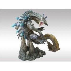 Capcom Figure Builder Creators Model Monster Hunter: White Lagiacrus Subspecies