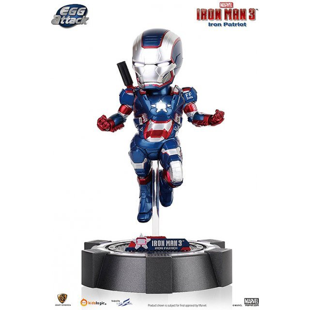 Egg Attack Iron Man 3: Iron Patriot