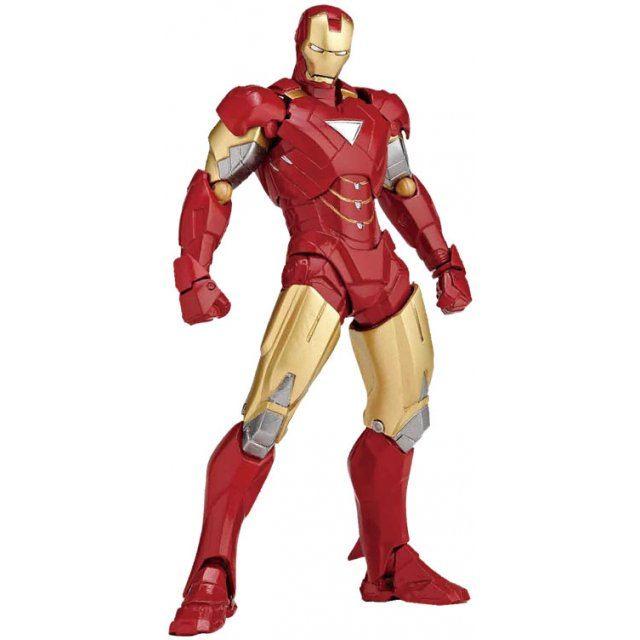 Micro Yamaguchi Revol Mini rm-003 Iron Man 2: Iron Man Mr.6