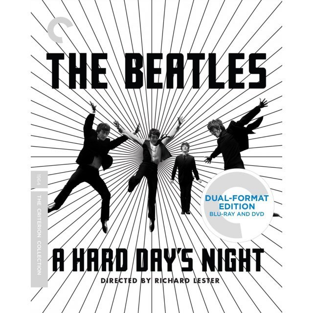 The Beatles: A Hard Day's Night [Blu-ray+DVD]