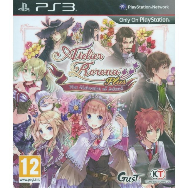 Atelier Rorona Plus: The Alchemist of Arland