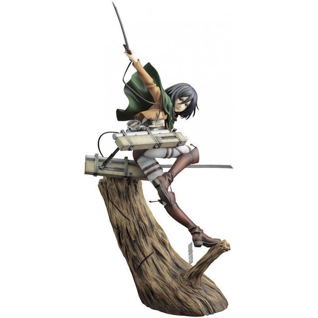 Mikasa Ackerman Attack on Ttian