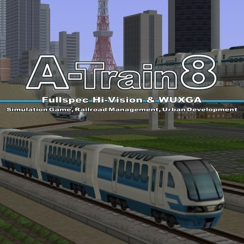 A-Train 8 (Steam)