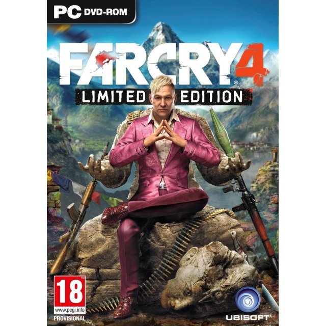 Far Cry 4 (Limited Edition) (DVD-ROM)