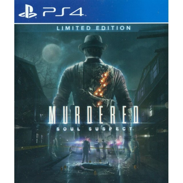 Murdered: Soul Suspect [Limited Edition] (English)