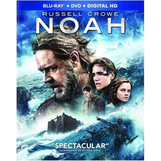 Noah [Blu-ray+DVD+Digital Copy+UltraViolet]