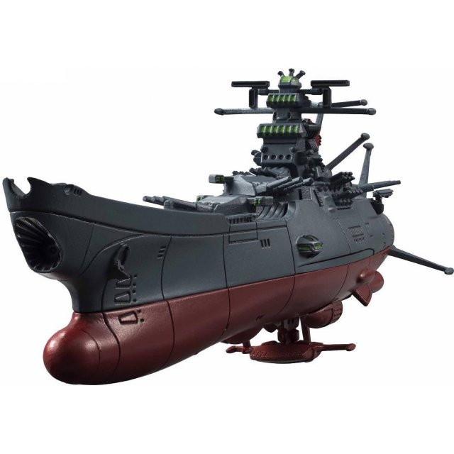 Cosmo Fleet Collection Space Battleship Yamato 2199: Depart Yamato (Re-run)