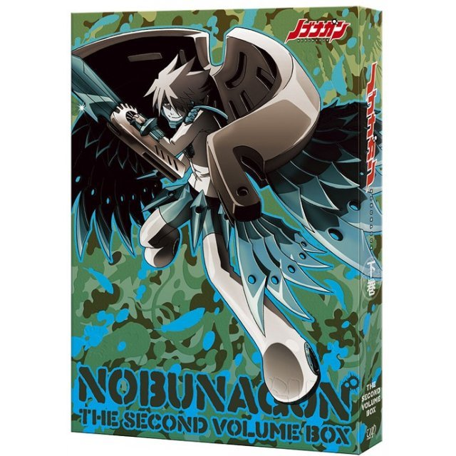 Nobunagan Blu-ray Box Part 2 of 2 [2Blu-ray+CD]