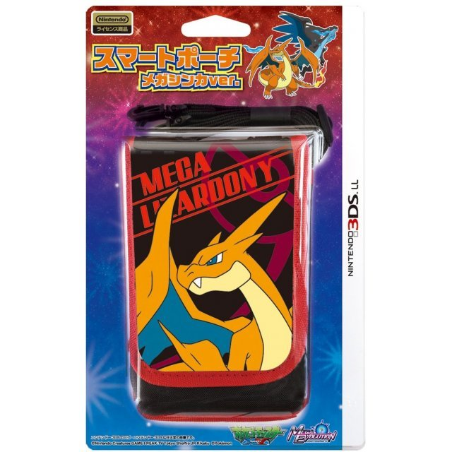 Pokemon Smart Pouch Mega Evolution (Mega Lizardon Y)
