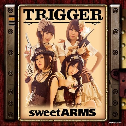 Trigger [CD+DVD Limited Edition]