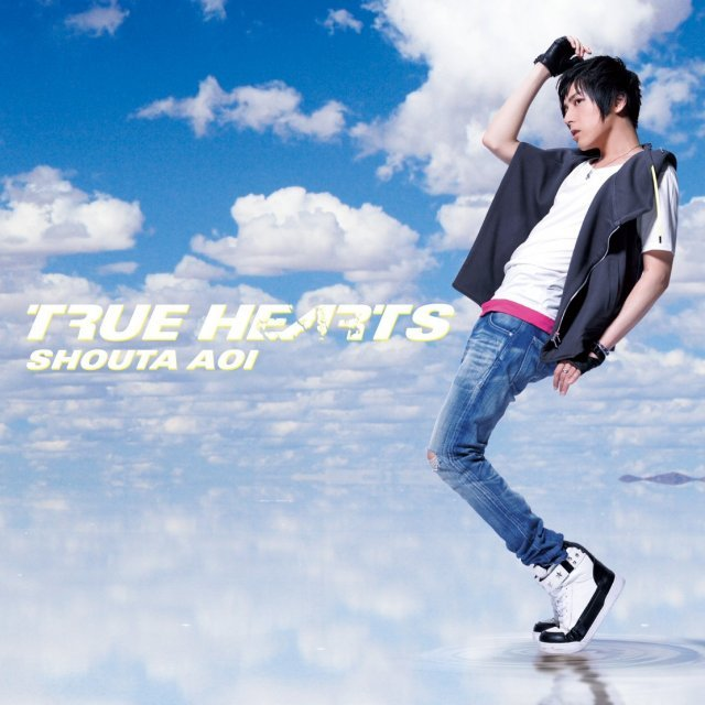 True Hearts [CD+DVD Limited Edition Type B]