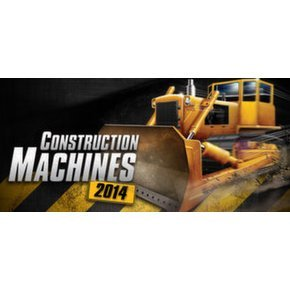 Construction Machines 2014 (Steam)