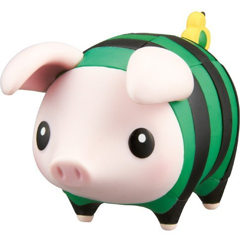 Airou Kumkum Puzzle: Poogie (Impact of Green and Black)