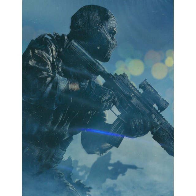 Call of Duty: Ghosts (Steelbook Edition with Freefall DLC)